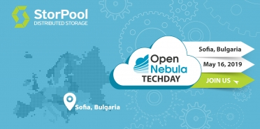 OpenNebula TechDay, Sofia 2019