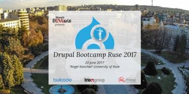 Drupal Bootcamp Ruse 2017