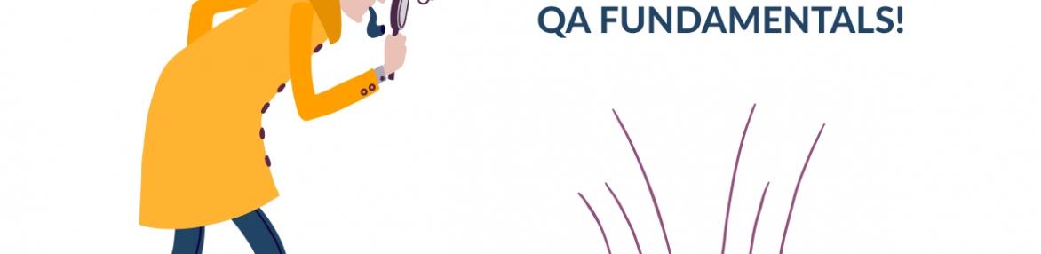 QA Fundamentals - март 2019