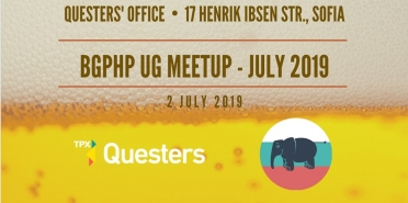 BGPHP UG Meetup - July Edition