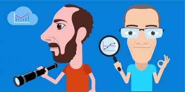 Production monitoring and analysis in the cloud
