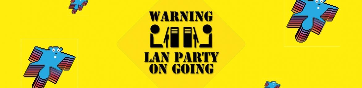Коледно LAN + Board Games Party