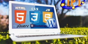 IPT курс Уеб дизайн: HTML 5, CSS 3, JavaScript, jQuery, Bootstrap и WordPress