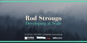 SwiftSofia Developing at Scale by Rod Strougo