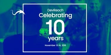 DevReach 2018, 13-14 ноември, София