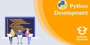МОДУЛ: Python Development - октомври 2018