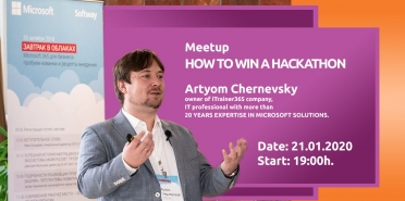 Meetup: How to win a hackathon