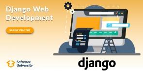 Django Web Development – март 2019