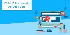 C# MVC Frameworks - ASP.NET Core - ноември 2018