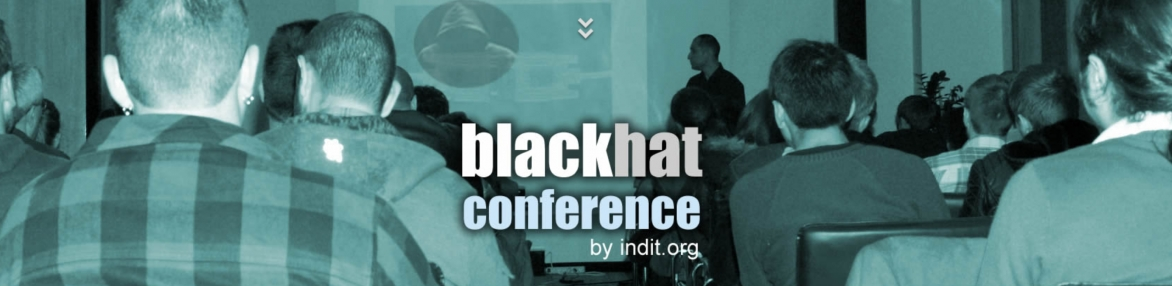 Indit BlackHat Conference