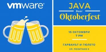Java Beer, Sofia, 15.10.2019