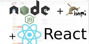 IPT курс: Advanced React JS + Redux Development