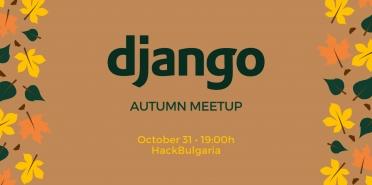 Django Autumn Meetup