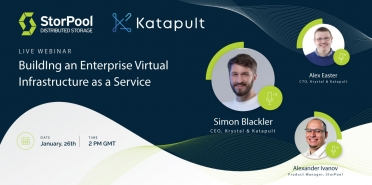 Webinar: Building an Enterprise Virtual Infrastructure as a Service