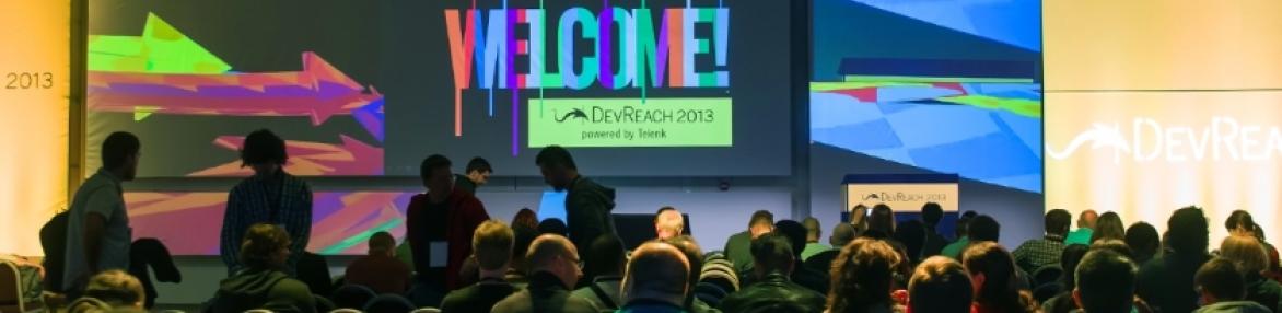 DevReach 2017, 13-14 ноември, София