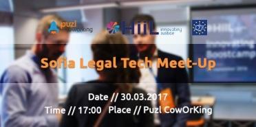 Sofia Legal Tech Meetup w/ Dr. Sam Muller, СЕО HiiL Innovating