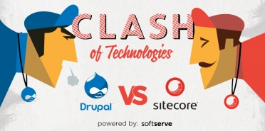 Clash of Technologies: Drupal vs. Sitecore