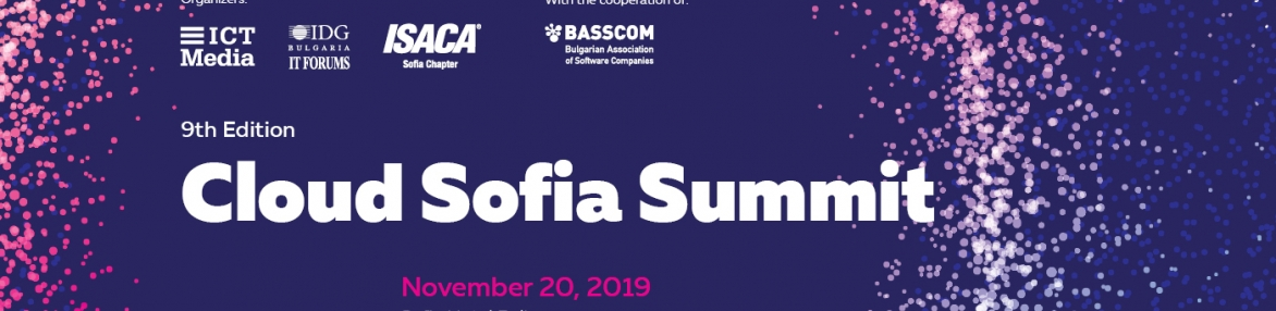 Cloud Sofia Summit 2019