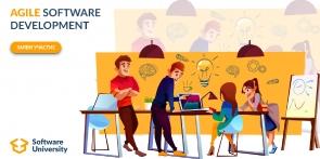 Agile Software Development with Scrum - март 2019