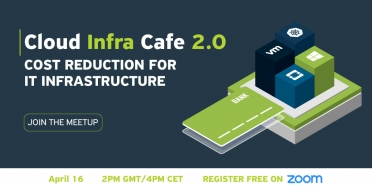 Cloud Infra Cafe 2.0. Cost Reduction for IT Infrastructure