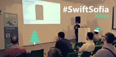 #SwiftSofia - Xmas Meetup