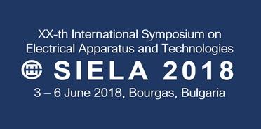 Симпозиум за електрически апарати и технологии SIELA 2018