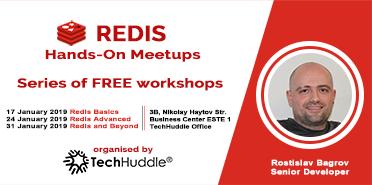 Серия от безплатни лекции за Redis