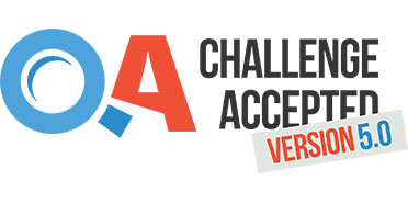 QA: Challenge Accepted 5.0