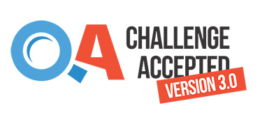 QA: Challenge Accepted 3.0