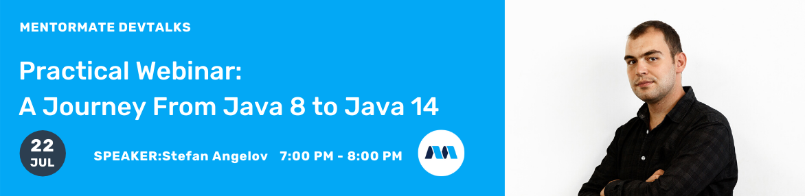 Practical Webinar: A Journey From Java 8 to Java 14
